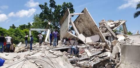 ΗΠΑ: Η Ουάσινγκτον προσφέρει βοήθεια μετά τον φονικό σεισμό στην Αϊτή