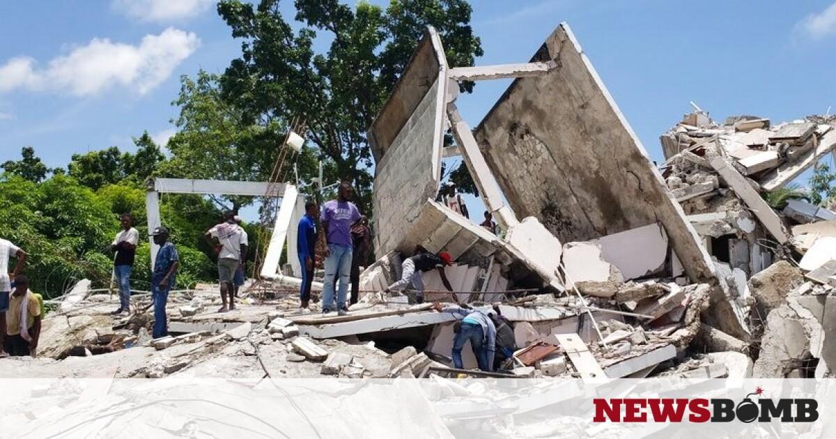 facebookHaiti Earthquake