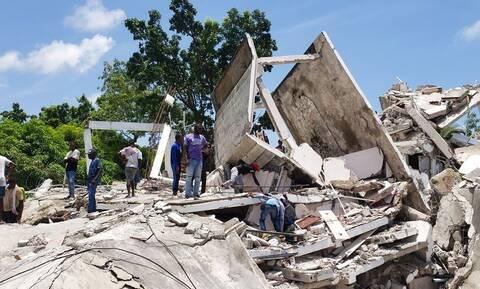 Σεισμός 7,2 Ρίχτερ στην Αϊτή: Τους 304 έφτασαν οι νεκροί