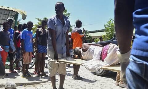 Σεισμός στην Αϊτή: Ο Τζο Μπάιντεν εκφράζει τη «λύπη» του και υπόσχεται βοήθεια