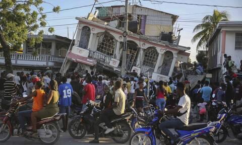 Σεισμός 7,2 Ρίχτερ στην Αϊτή: Ξεπέρασαν τους 300 οι νεκροί - Αγωνία για τους αγνοούμενους
