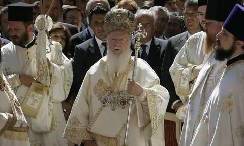Δεκαπενταύγουστος 2021: Δέηση στη Μονή Σουμελά από τον Οικουμενικό Πατριάρχη μετά από έξι χρόνια