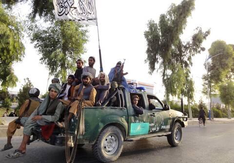 Αφγανιστάν πρόεδρος Γάνι ταλιμπάν κυβέρνηση
