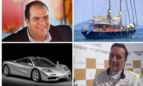 Οι αγορές του Stelios στις Σπέτσες, τα super cars ως επένδυση και οι long players της ΕΛΛΑΚΤΩΡ
