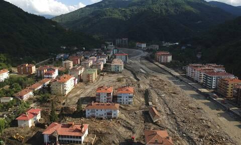 Τουρκία: Δεν έχει τέλος η τραγωδία από τις πλημμύρες - Στους 62 οι νεκροί