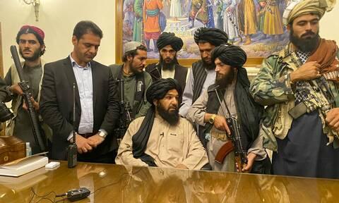 Αφγανιστάν Ταλιμπάν