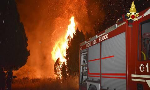 Ιταλία: Η ευρωπαϊκή χώρα που υπέστη τις μεγαλύτερες καταστροφές από τις δασικές πυρκαγιές το 2021
