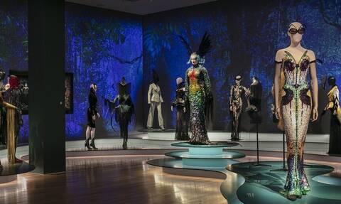 Το σύμπαν του Τιερί Μιγκλέρ σε έκθεση στο Μουσείο Διακοσμητικών Τεχνών στο Παρίσι