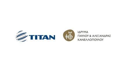 TITAN : Δωρεά 1 εκατ. ευρώ για δράσεις αποκατάστασης περιβάλλοντος και προστασίας από τις πυρκαγιές