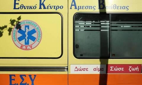 Τραγωδία στην Κρήτη: Νεκρή 70χρονη μετά από πρόσκρουση αυτοκινήτου σε τοίχο στα Χανιά