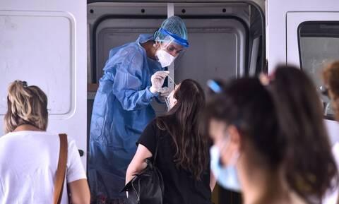 Κρούσματα σήμερα: 2.218 νέα ανακοίνωσε ο ΕΟΔΥ - 13 νεκροί σε 24 ώρες, στους 250 οι διασωληνωμένοι