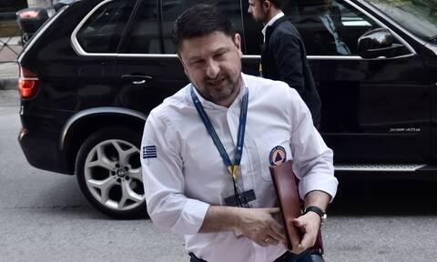 Νίκος Χαρδαλιάς: Τα τελευταία νέα για την υγεία του – Δίπλα του η οικογένειά του και η κυβέρνηση