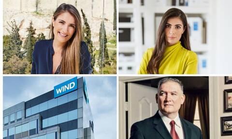 Η συμφωνία αστραπή για την Wind, οι Φίλοι της Ελλάδος και διακοπές στην Ελούντα