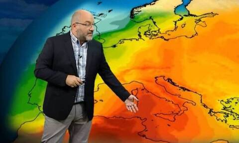 Καιρός: Έκτακτη προειδοποίηση Αρναούτογλου - Μπόρες και καταιγίδες την Τετάρτη, πού θέλει προσοχή