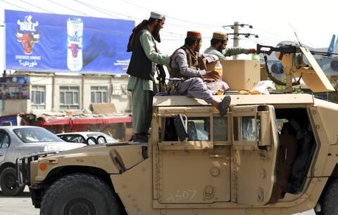 Αφγανιστάν: Οι Ταλιμπάν καλούν τους πολίτες να παραδώσουν τα όπλα τους