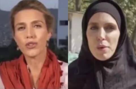 Αφγανιστάν: Αυτή είναι η αλήθεια για την «αλλαγή» στην εμφάνιση της ρεπόρτερ του CNN -Τι είπε η ίδια