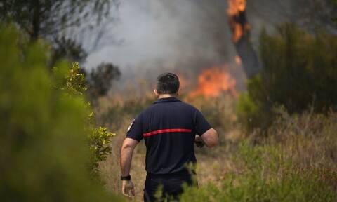 Γαλλία: Ένας νεκρός από την πυρκαγιά στην Κυανή Ακτή, κοντά στο Σεν-Τροπέ