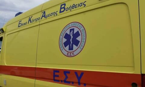 Τραγωδία στα Γιάννενα - Νεκρός 64χρονος σε φρικτό τροχαίο