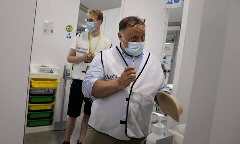 Covid-19: «Πράσινο φως» για τρίτη δόση εμβολίου σε ανοσοκατασταλμένους στο Βέλγιο