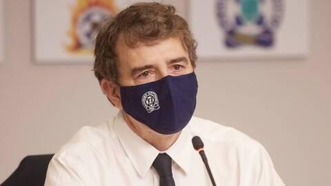 Φωτιά Βίλια: LIVE η ενημέρωση από τον υπουργό Προστασίας του Πολίτη, Μιχάλη Χρυσοχοΐδη