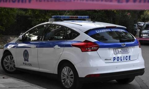 Μυτιλήνη: Σύλληψη 8 ατόμων μετά από τραυματισμό αστυνομικών και φθορές σε περιπολικό
