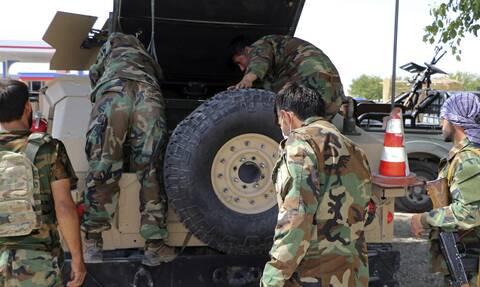 Αφγανικός στρατός