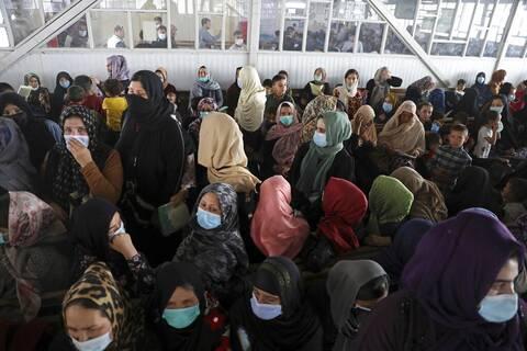 Αφγανιστάν: Αμερικανικά πολιτικά αεροσκάφη μπορούν να συμμετάσχουν στην επιχείρηση εκκένωσης