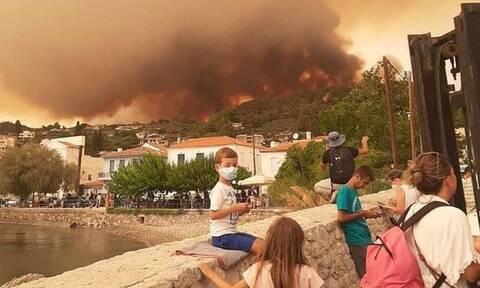 Κοινωνικός Τουρισμός: 12 διανυκτερεύσεις στις πυρόπληκτες περιοχές της Εύβοιας