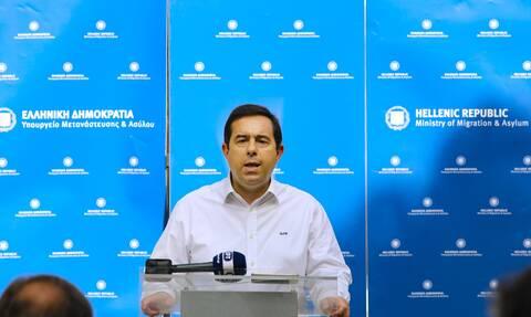 Απάντηση Μηταράκη στον ΣΥΡΙΖΑ: Δεν είμαστε πλέον ξέφραγο αμπέλι - Δεν θα δεχθούμε παράτυπες ροές