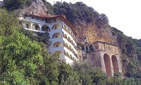 Ιερά Μονή Παναγίας Σεπετού: Ένα μοναστήρι «κρεμασμένο» στα βράχια της ορεινής Ηλείας
