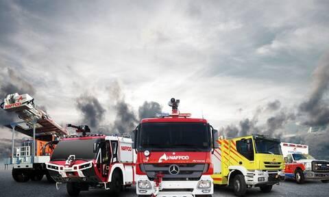 Αυτά είναι τα μεγαλύτερα και ισχυρότερα πυροσβεστικά οχήματα στον κόσμο