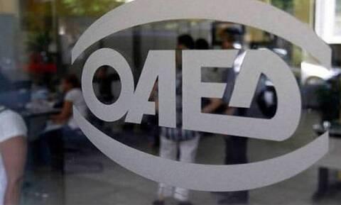 Προσλήψεις 100.000 ατόμων μέσα από τα προγράμματα του ΟΑΕΔ