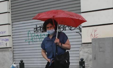 Χαλκιδική: Προβλήματα από καταιγίδα στην Κασσάνδρα