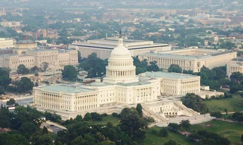 ΗΠΑ: Συναγερμός στο Καπιτώλιο- Διαπραγματεύσεις με άντρα που λέει ότι έχει βόμβα