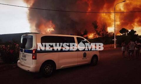 Ολονύχτιες περιπολίες στρατού- αστυνομίας για πρόληψη πυρκαγιών: 53 συλλήψεις εμπρηστών σε 15 μέρες