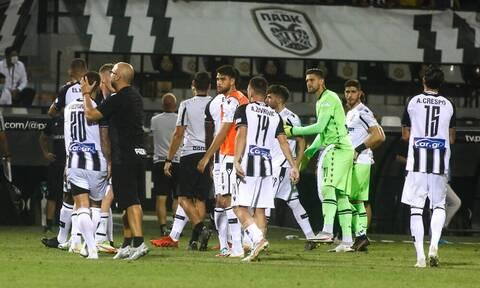 ΠΑΟΚ-Ριέκα 1-1: Ο Γκάλεσιτς έσωσε τον «Δικέφαλο» (photos+videos)