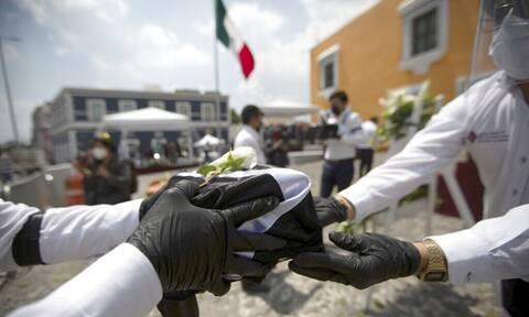 Μεξικό Πανδημία