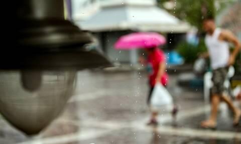Καιρός: Πέφτει η θερμοκρασία την Παρασκευή - Που θα ρίξει βροχές και καταιγίδες