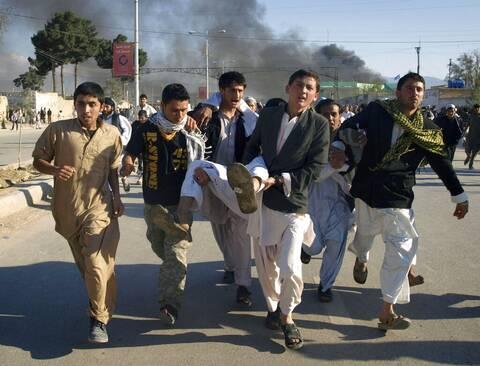 Αφγανιστάν: Πάνω από 18.000 άνθρωποι έχουν φύγει από την Κυριακή