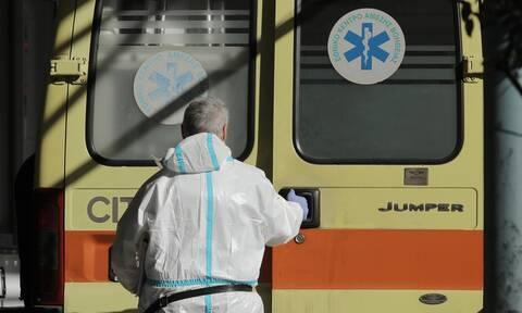 Εύβοια: Δύο τραυματιοφορείς του νοσοκομείου Χαλκίδας βρέθηκαν θετικοί στον κορονοϊό