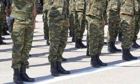 Προσλήψεις oπλιτών στο στρατό ξηράς: Παράταση δικαιολογητικών