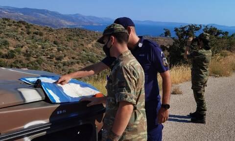 Στρατός και ΕΛ.ΑΣ. σε 1.000 περιπολίες για την πρόληψη πυρκαγιών σε όλη την Ελλάδα