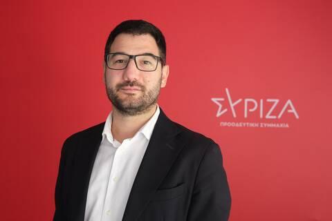 Ηλιόπουλος: Η πολιτική Μητσοτάκη είναι ο βασικός παράγοντας ανασφάλειας για τους πολίτες