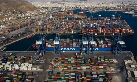 Εγκρίθηκε από το Ελεγκτικό Συνέδριο η μεταβίβαση του 16% του ΟΛΠ στην Cosco