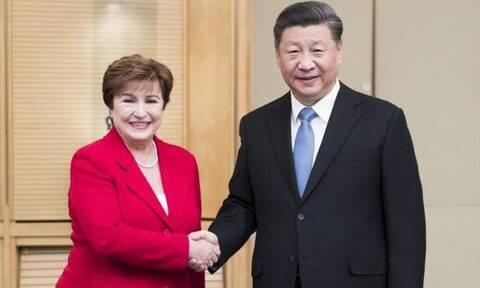 Η Κίνα ισχυροποιεί τον ρόλο της ως οικονομική και γεωπολιτική υπερδύναμη