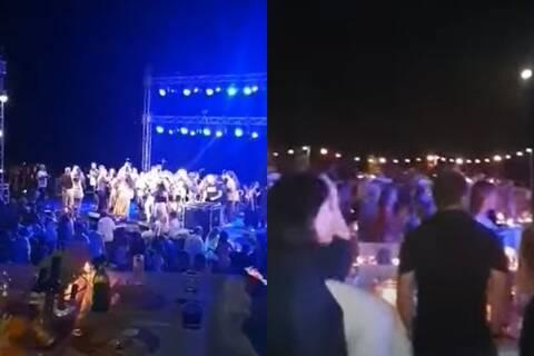 Ο εφοπλιστής Δημήτρης Παπαδημητρίου διοργάνωσε τεράστιο πάρτι εν μέσω πανδημίας (vid)
