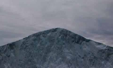 Για πρώτη φορά βροχή αντί για χιόνι στην κορυφή της Γροιλανδίας
