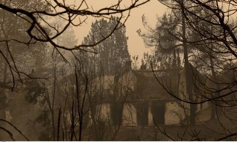 Φωτιές: Ολοκληρώθηκαν οι έλεγχοι στις πληγείσες περιοχές -  412 κτίρια κρίθηκαν ακατάλληλα