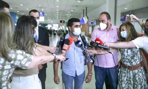 Στην Αθήνα ο Έλληνας πολίτης που απεγκλωβίστηκε από την Καμπούλ