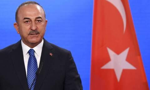 Τσαβούσογλου: Η Τουρκία δεν έχει κρυφή ατζέντα για το Κυπριακό - «Λύση δυο κρατών» για το Κυπριακό